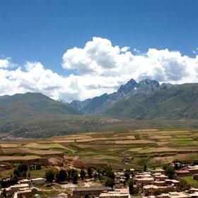 Tibetische Weite